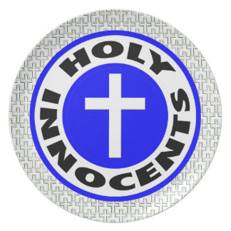 Holy Innocents Plate