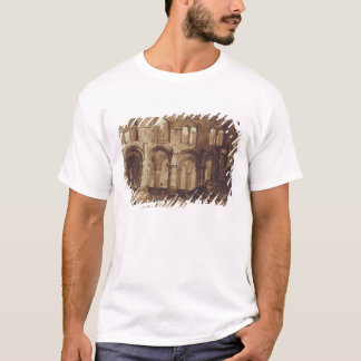 Holy Island Cathedral, engraved by Charles Turner T-Shirt