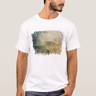 Holy Island, Northumberland, c.1820 (oil on canvas T-Shirt