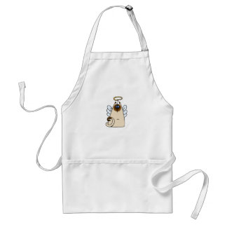 holy kitty adult apron