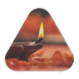 Holy lamp for Diwali festival Bluetooth Speaker
