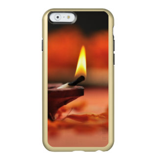 Holy lamp for Diwali festival Incipio Feather® Shine iPhone 6 Case