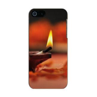 Holy lamp for Diwali festival Metallic iPhone SE/5/5s Case