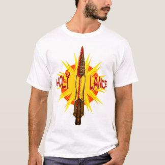 Holy Lance Ladies Tonal Stripe T-Shirt