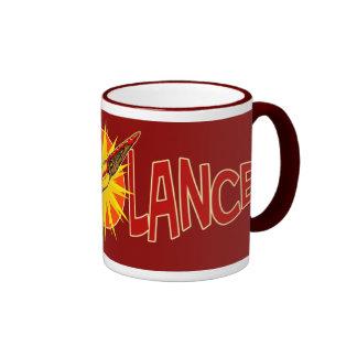 Holy Lance Ringer Mug