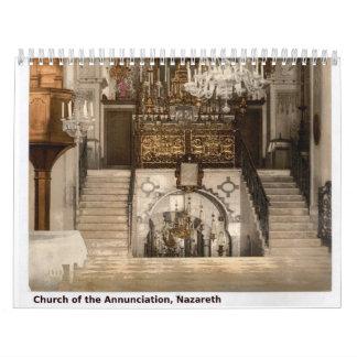 Holy Land Calendar 2013-14