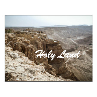 Holy Land-Israel Postcard