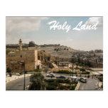 Holy Land-Israel Postcard