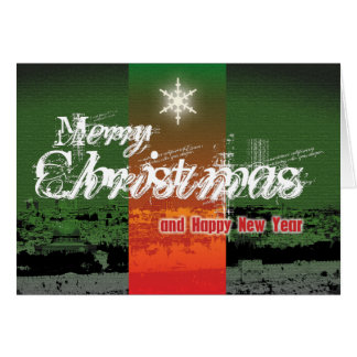 Holy Land Merry Christmas Card