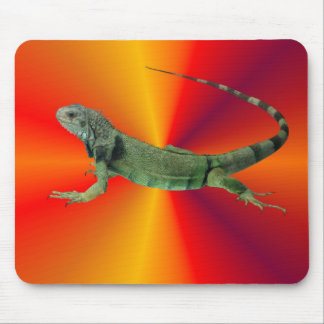 HOLY  LIZARDS MOUSE PAD