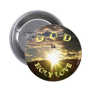 HOLY LOVE BUTTON