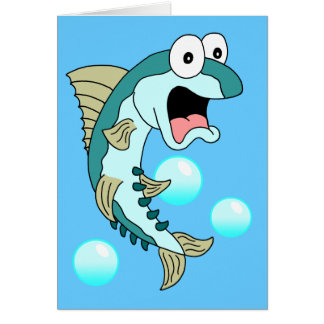 Holy Mackerel, You're 70! Funny 70th Birthday Card