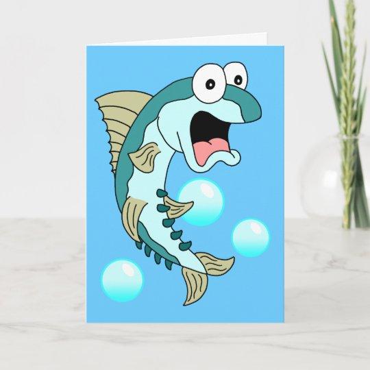 Holy Mackerel Youre 80 Funny 80th Birthday Card