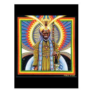 Holy Man  Postcard