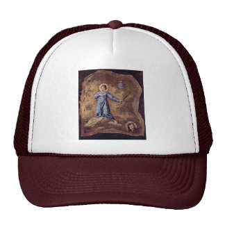 Holy Martyr Fragment By Longhi Pietro Trucker Hat