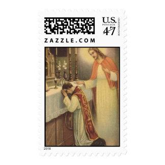 Holy Mass Stamp