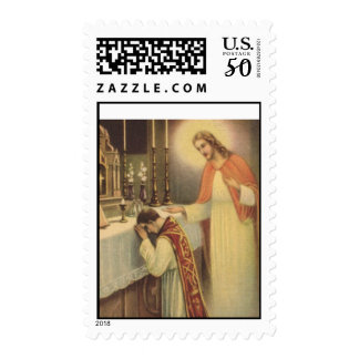 Holy Mass Stamp - small