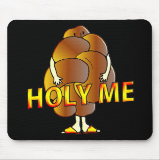 Holy Me Mouse Pad