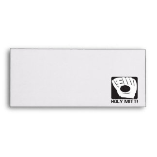 Holy Mitt Envelopes