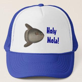 Holy Mola! Deep Sea Fishing Cap (Giant Sunfish)