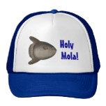 Holy Mola! Deep Sea Fishing Cap (Giant Sunfish) Mesh Hat