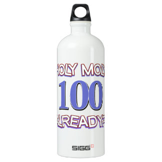 Holy Moly 100 already? SIGG Traveler 1.0L Water Bottle