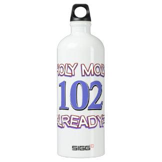 Holy Moly 102already? SIGG Traveler 1.0L Water Bottle