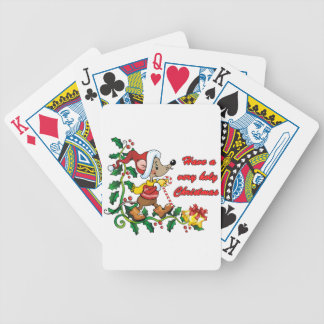 Holy Mousie Christmas Deck Of Cards