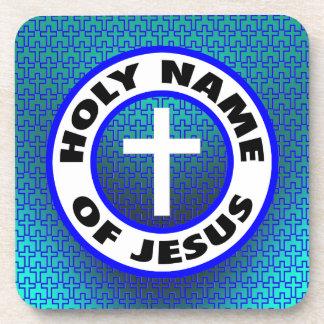 Holy Name of Jesus Beverage Coaster
