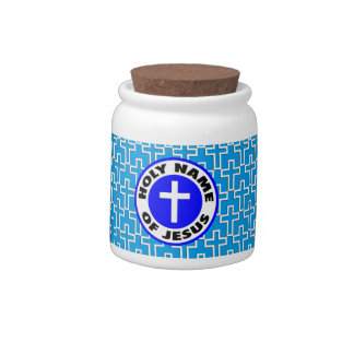 Holy Name of Jesus Candy Dish