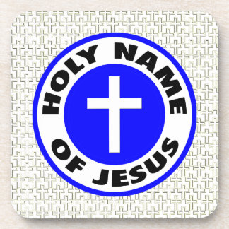 Holy Name of Jesus Coaster