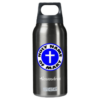 Holy Name of Mary Insulated Water Bottle