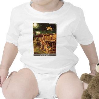 Holy Night (Nativity) By Altdorfer, Albrecht T-shirt