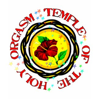 Holy Orgasm Temple shirt