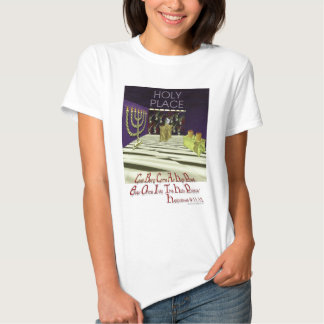 holy place 4C T-shirt