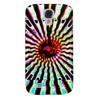 HOLY Purple Cosmic Force - Tune to your innerself Samsung Galaxy S4 Case