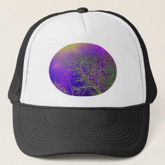 Holy Purple with Silver Streaks V3 Trucker Hat