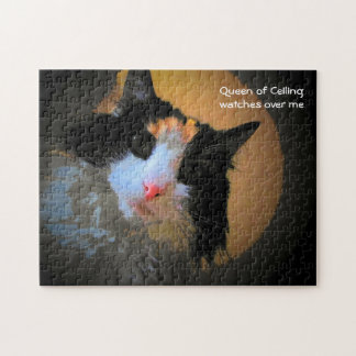 Holy Queen of Ceiling Jigsaw Puzzle