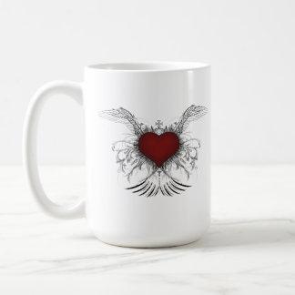 Holy Red Heart Mug
