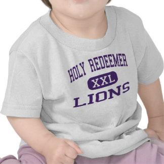 Holy Redeemer - Lions - High - Detroit Michigan Shirt