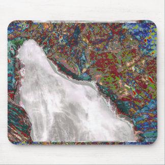 Holy River Ganga in India Source Gangotri Himalaya Mouse Pads
