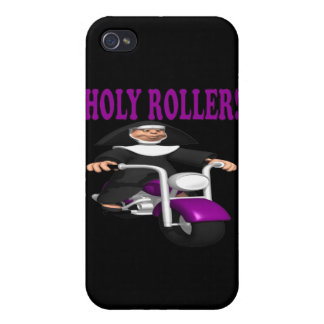Holy Roller Covers For iPhone 4