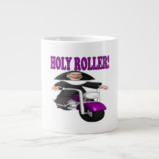 Holy Roller Giant Coffee Mug