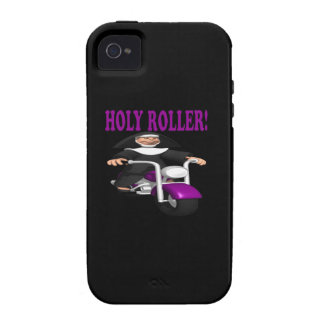Holy Roller iPhone 4 Cases