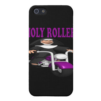 Holy Roller iPhone 5/5S Cover