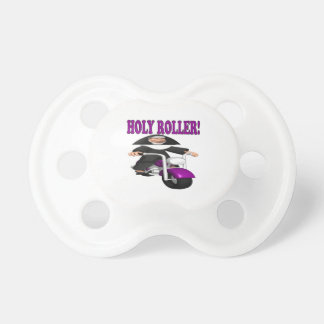 Holy Roller Pacifier