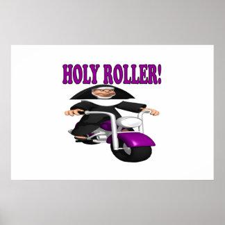 Holy Roller Print