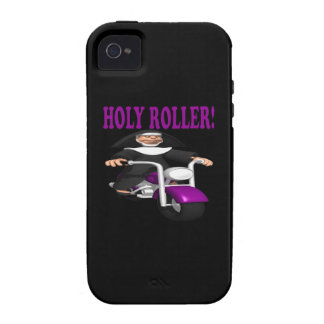 Holy Roller Vibe iPhone 4 Cases