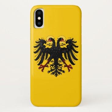 Holy Roman Empire iPhone XS Case