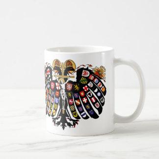 Holy Roman Empire Coat of Arms Classic White Coffee Mug
